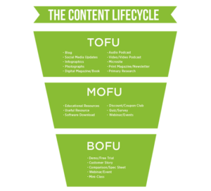 The Content Life Cycle