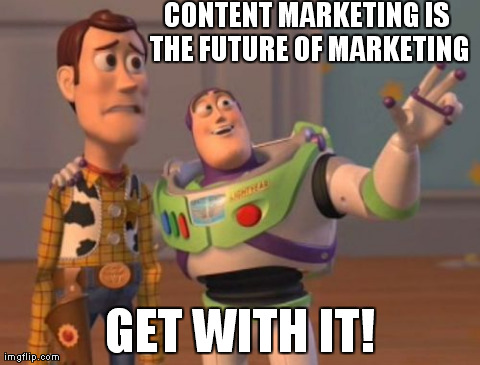 The Content Marketing Future