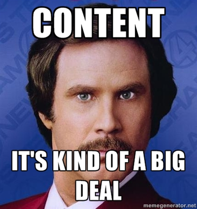 Content Marketing its Kind of a Big Deal