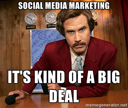 Social Media Marketing is Kind of a Big Deal
