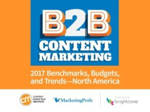 What is the best B2B content marketing strategy?